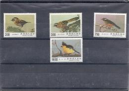 131008829   FORMOSA  YVERT    Nº   1858/61   **/MNH - 1945-... Republic Of China