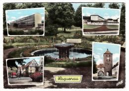 67 - Haguenau - Multi-vues - Editeur: Pierron N° 125 - Haguenau