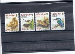 131008874   GIBRALTAR  YVERT    Nº   853/6  **/MNH - Gibraltar