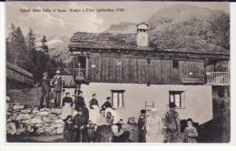 Valle D´Aosta - Valle D´Ayas -Fiery -Animata - Aosta