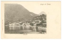 ARGEGNO    ---  Lago  Di  Como - Como