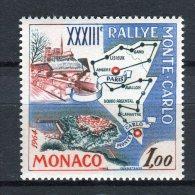 Monaco 1963. Yvert 616 ** MNH. - Non Classificati