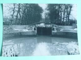 AGDE - L'Ecluse Du Grand Canal - Agde