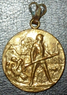 Estland Estonia Estonie 1918-1920 Medal Liberation War Freiheitskrieg (without Ribbon) - Estonie