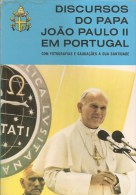 Fátima - Discursos Do Papa João Paulo II Em Portugal (6 Scans) - Boeken, Tijdschriften, Stripverhalen