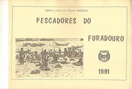 Furadouro - Pescadores Do Furadouro. Ovar. Estarreja. Murtosa. Ílhavo. Torreira. Aveiro (7 Scans) - Boeken, Tijdschriften, Stripverhalen