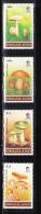 Swaziland 1994 Mushrooms MNH - Swaziland (1968-...)