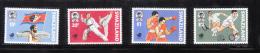 Swaziland 1988 Summer Olympics Seoul MNH - Swaziland (1968-...)