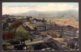 PA2) Culebra From Mount Zion - Canal Zone - Panama