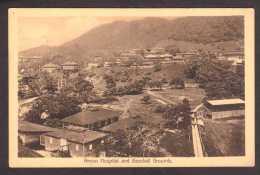 PA3) Ancon Hospital And Baseball Grounds - Panama