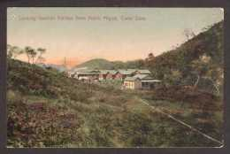 PA8) Looking Towards Paraiso From Pedro Miguel - Canal Zone - Mailed 1919 - Panama