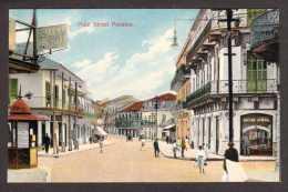 PA12) Panama City - Main Street - Panama