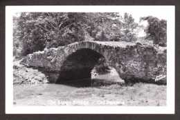 PA20) Old Panama - The King's Bridge - RPPC - Panama