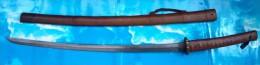 Katana (Guntô,Tachi) Des équipages. 2ème GM - Knives/Swords