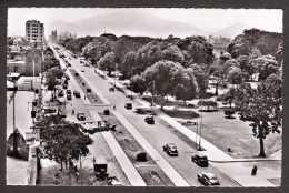 PE3) Lima - Avenida Wilson - Real Photo Postcard - Perù