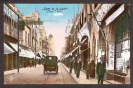 PE12) Lima - Giron De La Union - Street Scene - Perù