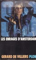 Les Enragés D'Amsterdam Gérard De Villiers - SAS