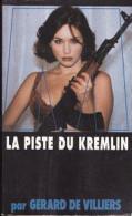 La Piste Du Kremlin Gérard De Villiers - SAS