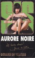 Aurore Noire  Gérard De Villiers - SAS