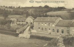 Florzée - Propriété Schaltin Et Ecole St-Joseph ( Voir Verso ) - Sprimont