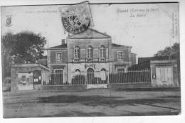 CPA  MAUZE Mairie Deux Sevres - Mauze Sur Le Mignon