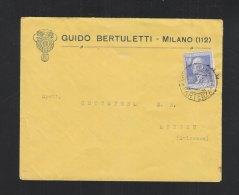 Lettera Milana 1927 - 1900-44 Victor Emmanuel III.
