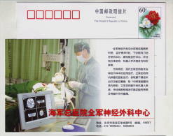 Gamma Knife Therapy,microelectrode,modern Stereotactic Techniques,CN04 Naval General Hospital Neurosurgery Center PSC - Medicine
