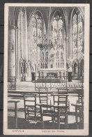 AK   Marville ,   Inneres Der Kirche      Gelaufen  1916      Feldpost - Frankreich