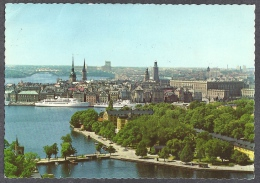 STOCKHOLM, Utsikt Mot Gamla Stan - Suède