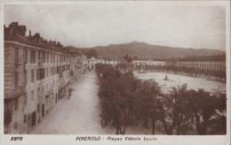 PINEROLO    -  VPIAZZA VITTORIO VENETO VG AUTENTICA 100% - Collections & Lots