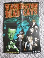 AFFICHE WASHINGTON DEAD CATS - Manifesti & Poster