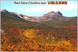 Mount Adatara Volcano Fukushima Japan Volcanoes Volcano  Postage Card 3268-12 - Vulcani