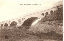 Pont Des Maillys - Frankreich