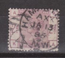 Engeland United Kingdom, Great Britain, Angleterre, Queen Victoria, SG 189, Y&T 78 MICHEL 74 Nice Cancel HAMILTON - 1840-1901 (Victoria)