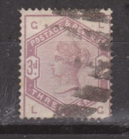 Engeland United Kingdom, Great Britain, Angleterre, Queen Victoria, SG 191, Y&T 80 MICHEL 76 - 1840-1901 (Victoria)