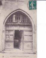 Figeac Vieille Porte Du 17 Eme Siecle Baudel Saint Cere 1907 - Figeac