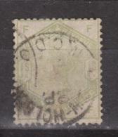 Engeland United Kingdom, Great Britain, Angleterre, Bretagne, Queen Victoria, SG 196 Y&T 85, MICHEL 81  SPECIAL - 1840-1901 (Victoria)