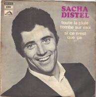 45T SACHA DISTEL - Altri - Francese