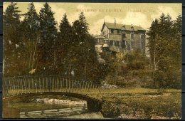 CP   Chimay  --  Chateau De Virelles  --  Colorisé   --  1912 - Chimay