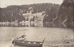 Suisse -  Canots Sur Lac Des Chavonnes - Postmark Cachet Bretaye - VD Vaud