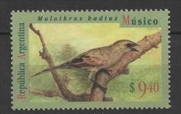 Argentina (1995) Yv. 1874  /  Fauna - Birds - Oiseaux - Pajaros - Passereaux