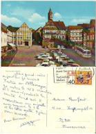 Allemagne - Sontra - Marktplatz - Sontra