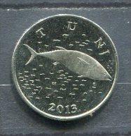 Monnaie Pièce CRAOTIE 2 Kuna De 2013 - Croatia