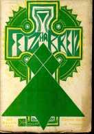 Feiz Ha Breiz  Gouere   1934  Couverture De Langlais - Bretagne