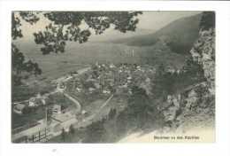 Suisse // Vaud // Baumes, Vu Des Râpilles - VD Vaud