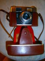ANCIEN APPAREIL  PHOTO  VOIGTLANDER    VITORET  D - Cameras