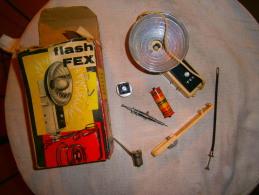 ANCIEN FLASH FEX - Materiaal & Toebehoren