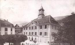 3488.....MOUTIER, L' Hôtel De Ville - BE Berne
