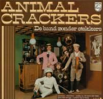 * LP *  ANIMAL CRACKERS - DE BAND ZONDER STEKKERS (Holland 1975 EX-!!!) - Jazz