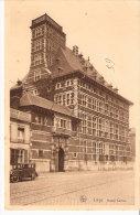 Liège- +/-1930-Musée Curtius- Vieille Voiture-Vintage Car-Edit. Nels - Liege